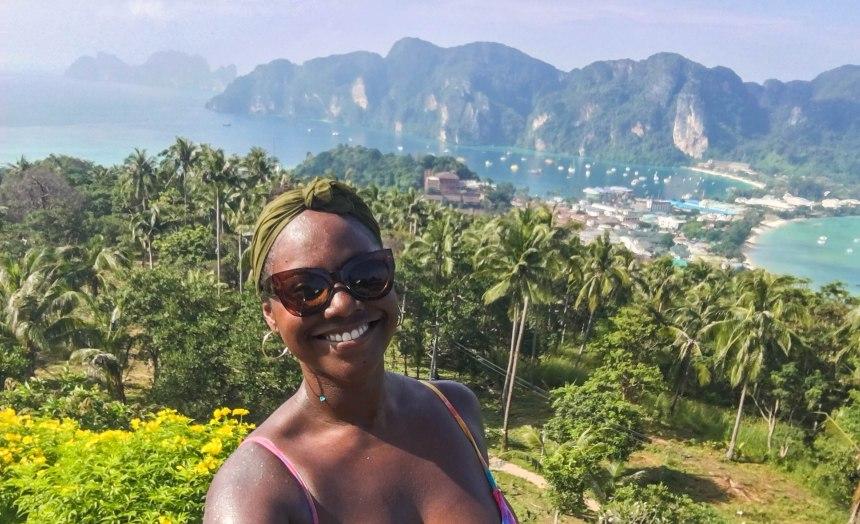 Me at PiPi Viewpoint